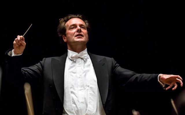 Massimiliano Caldi Direttore Orchestra