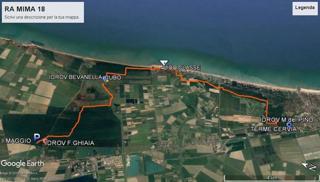 RA MIMA 18km