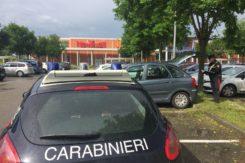 I carabinieri alle Maioliche