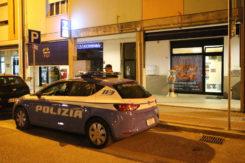 RAVENNA 24/06/2018. RAPINA Alla Sala Gioco Enjoy Bet Di Via Panfilia