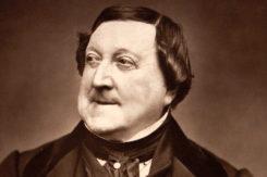 Gioachino Rossini Ritratto