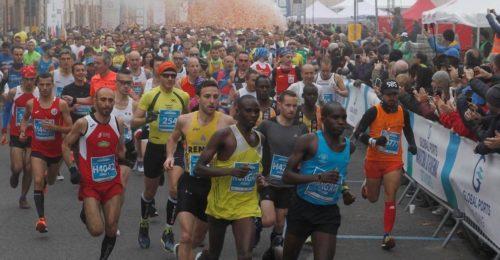 Maratona Ravenna Partenza 2