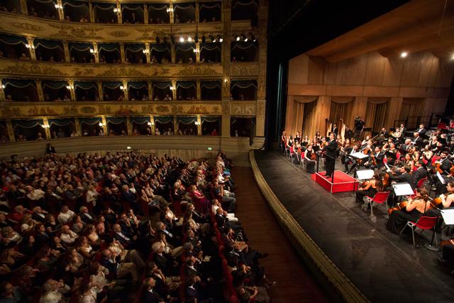 Muti Gardini Teatro Alighieri