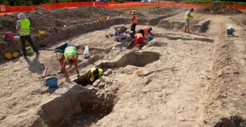 Scavi Archeologici A Zagonara (7)