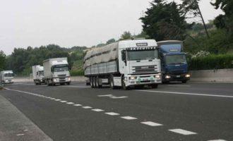 Camion Autostrada 02 2