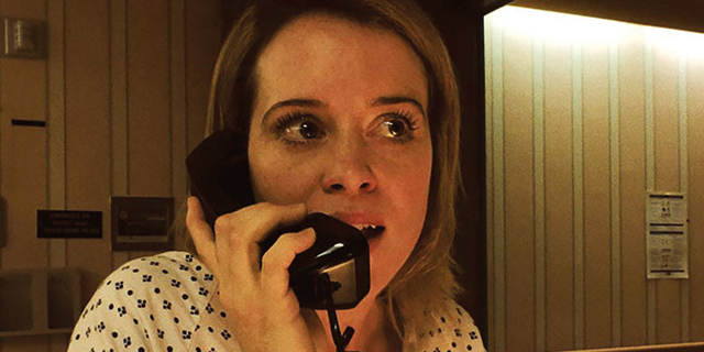 Claire Foy Unsane Cover
