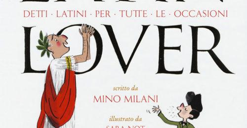 Foto1. Copertina Latin Lover