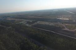 Impianto Rifiuti Romea Nord Ravenna, Panoramica Del 19.8.18