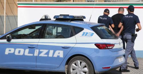 RAVENNA 06/08/2018. QUESTURA DI RAVENNA. Polizia, Arrestato Uno Spacciatore