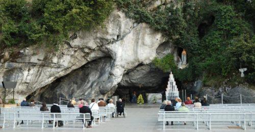 Hotel Lourdes Grotte Massabielle