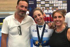 Sofia Collinelli Con Papa Andrea