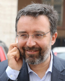 Marco Damilano International Journalism Festival 2015 (cropped)
