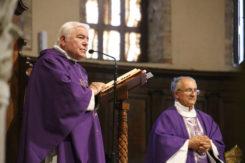 L'omelia di don Ugo Salvatori ai funerali di Idina Ferruzzi