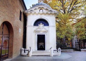 Tomba Di Dante Ravenna
