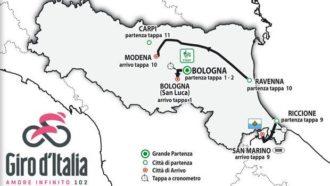 Giro Ditalia Ravenna