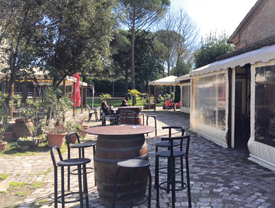 Bar Rocca Barncaleone