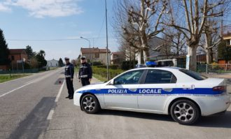 Pattuglia Pm Bassa Romagna