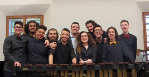 Percussionisti 2017