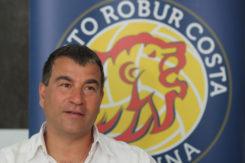 RAVENNA 28/05/18. GIANLUCA PREZIOSI NUOVO ALLENATORE DELLA PORTO ROBUR COSTA VOLLEY