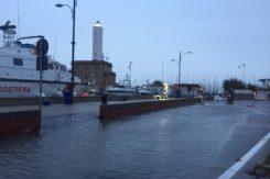 L'ingressione a Marina di Ravenna