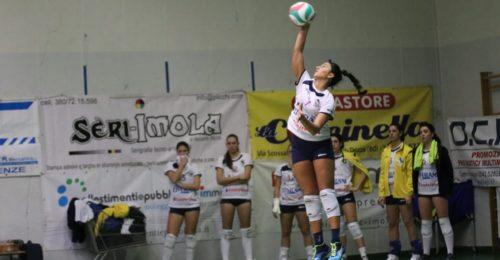 Federica Lauciello Lugo Volley