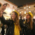 Notte Oro Selfie Cappelli