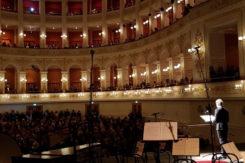 Teatro Galli Interno