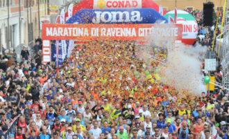 Maratona 2018 Partenza