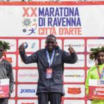 Maratona 2018 Podio