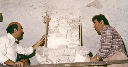 Marco Dezzi Bardeschi E Virgilio