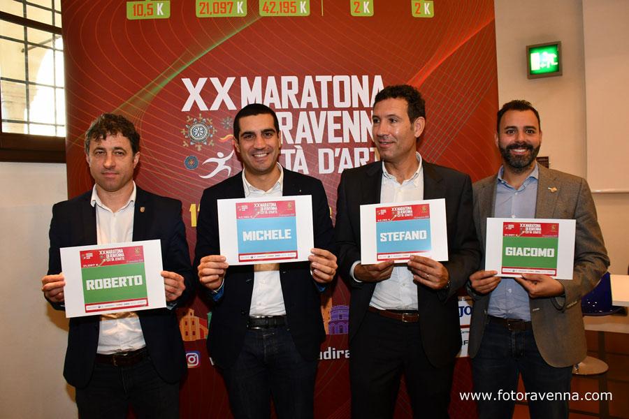 Presentazione Maratona Ra 2018 00