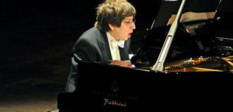 Ramin Bahrami Piano
