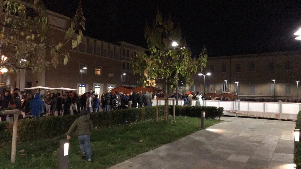 Fila Palazzo Rasponi