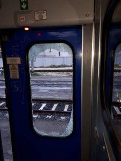 Treni Vandalizzati
