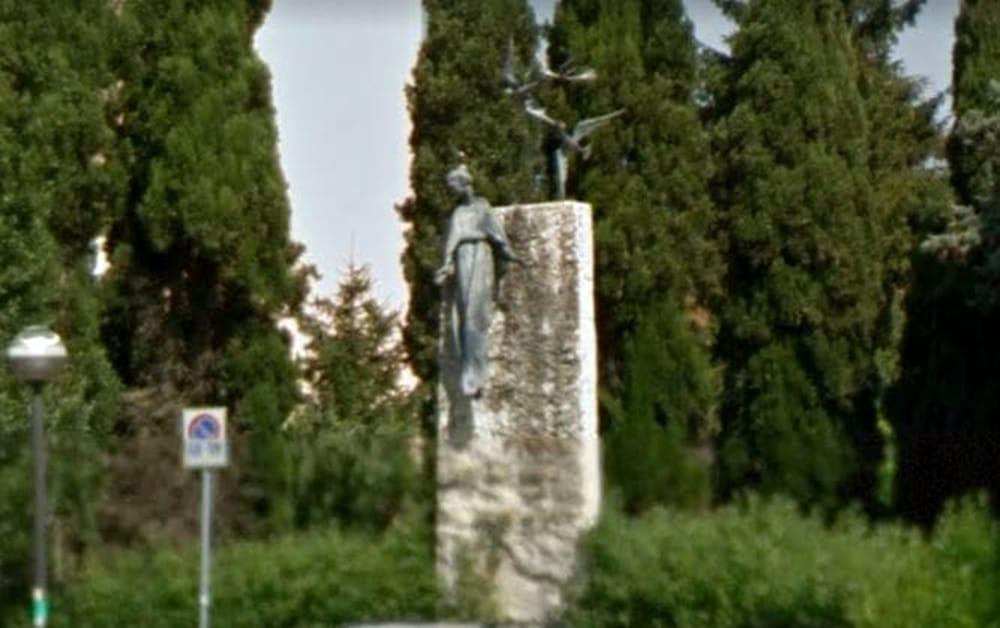 Madonna Degli Infermi, In Attesa Di Ripulitura E Restauto