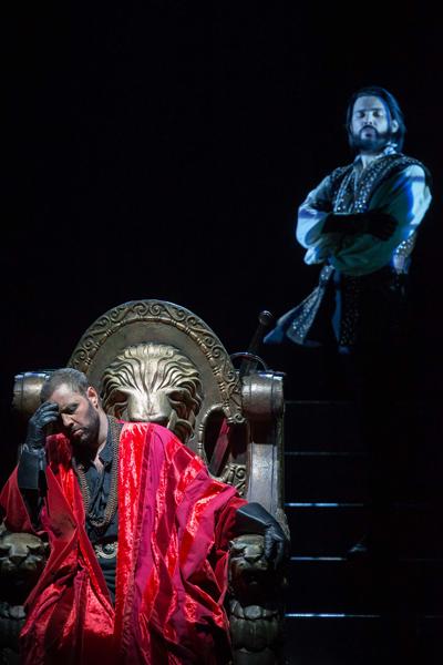 Otello Iago Trilogia 2018