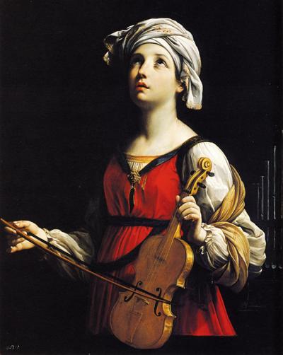 Santa Cecilia Guido Reni