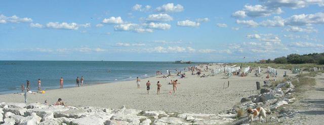 Spiaggia Casalborsetti