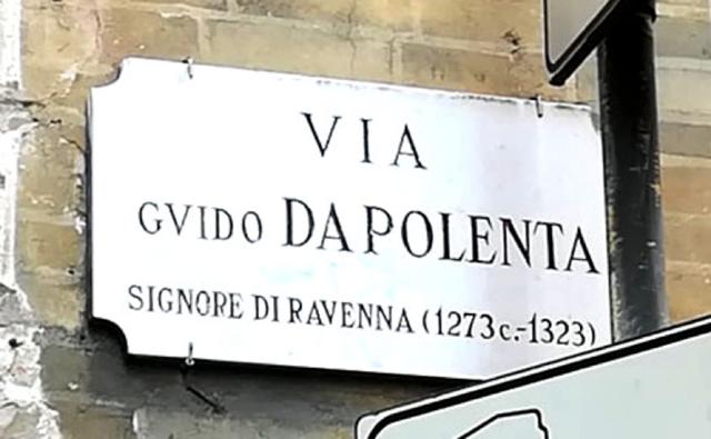 Tponomastica Dantesca