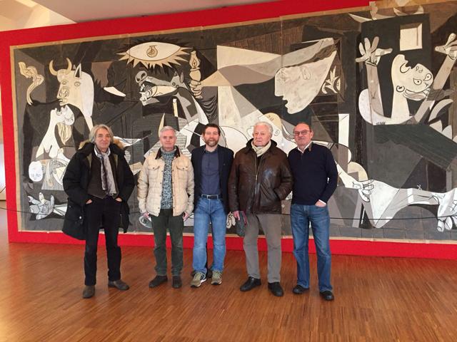 Guernica Cartone