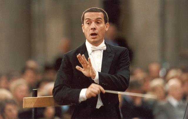 Paolo Olmi Direttore Orchestra