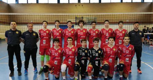 Under 16 Di Coach Minguzzi Stagione 2018 19