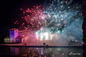 I fuochi d'artificio a Cervia