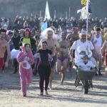 Corsa In Acqua Pinarella Befana