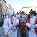 RAVENNA 24/02/2019. CARNEVALE DEI RAGAZZI Sfilata Dei Carri A Ravenna