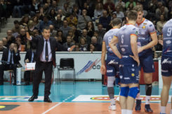 VOLLEY PALLAVOLO. Consar Ravenna Top Volley Latina 3 0.