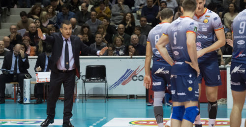 VOLLEY PALLAVOLO. Consar Ravenna Top Volley Latina 3 0.