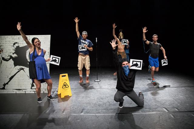 Overload Teatro Sotterraneo