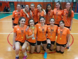 Teodora U14 Campione Provinciale 2018 19