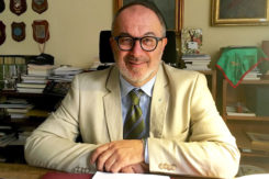 Vicesindaco Eugenio Fusignani